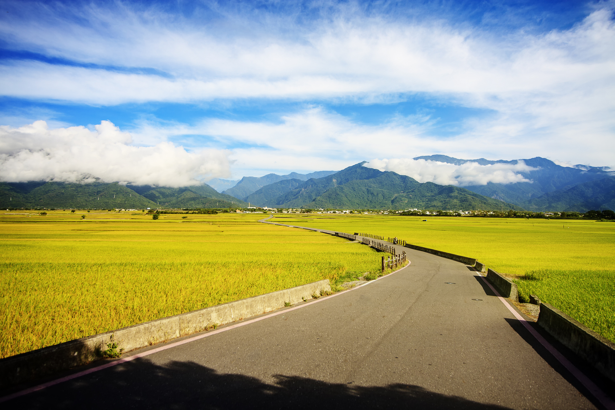 Best places to go in Taiwan