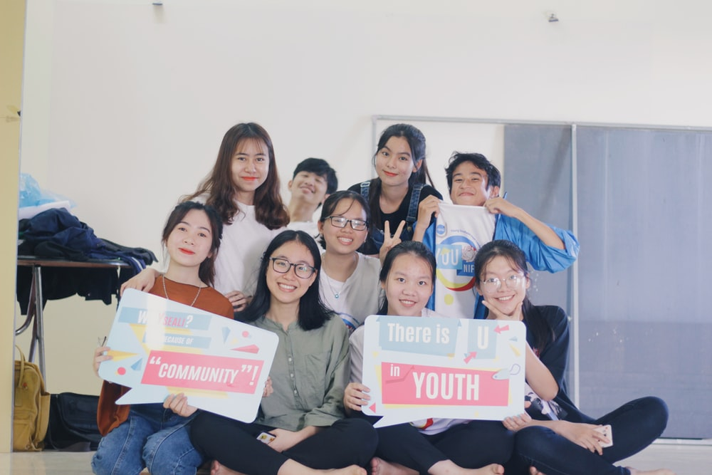 Chinese youth community-1