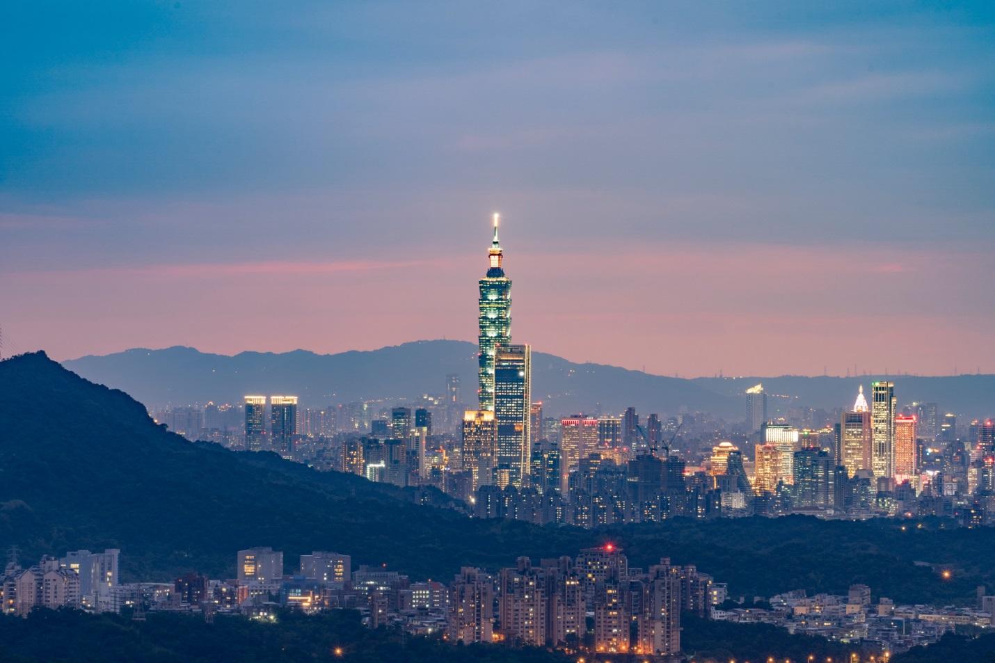 Taipei - Jennifer Birch