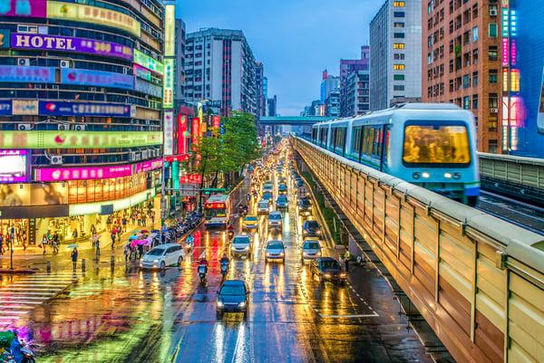 Taiwan MRT
