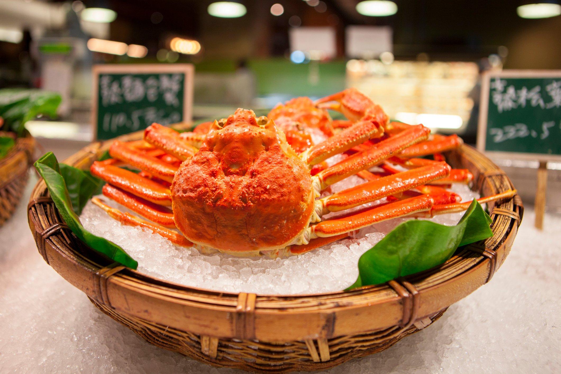 Taiwan seafood