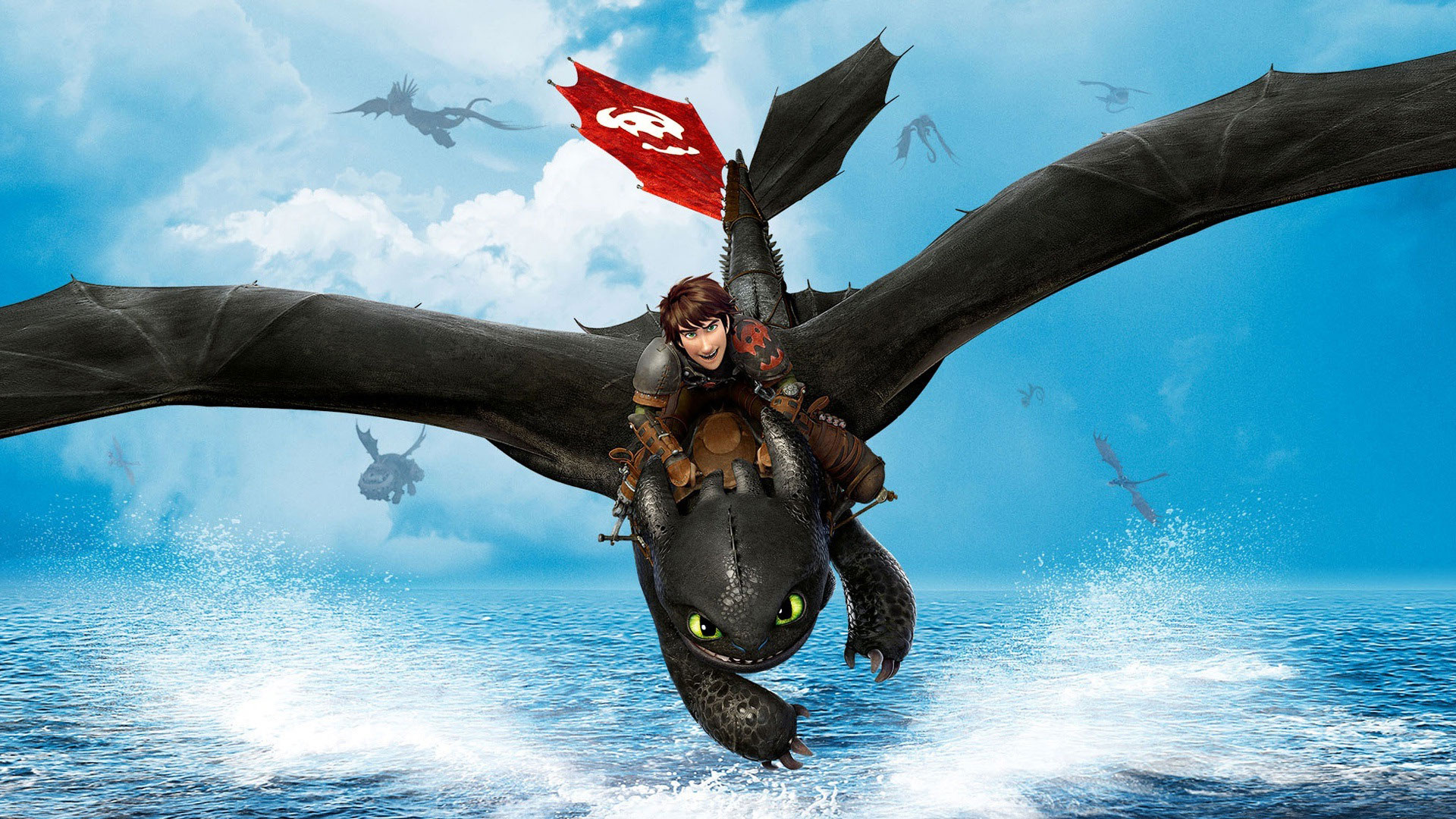 how to train your dragon chinese title