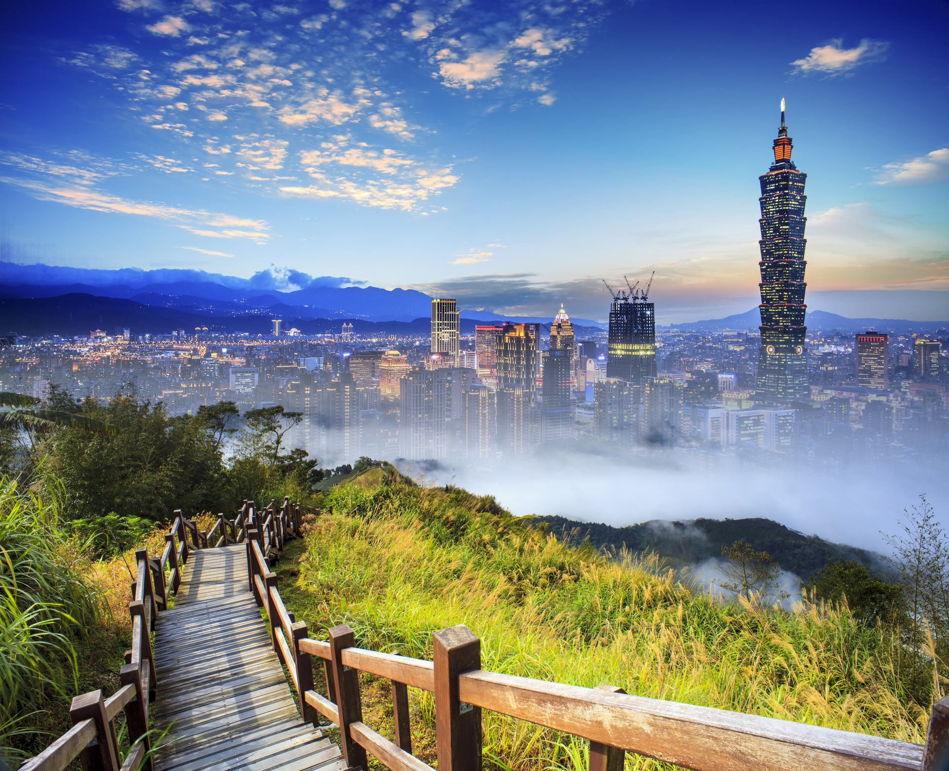 learn Chinese in Taipei