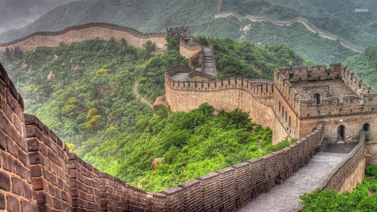 cost to build the great wall of china
